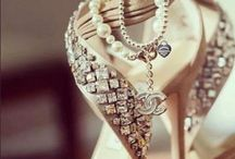 Foot Jewelry / Beautiful shoes.