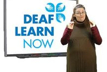 Deaf Stream - Adult Learning