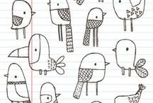 doodles / all kind of funny doodles from talented artists