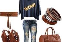 Moda / Outfits para diferentes ocasiones