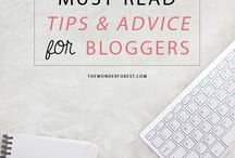 Blogging Tips / About Blogging, Advice, Tips and General Information