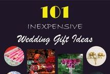 Wedding Gift Ideas / How many times has this happened to you – You have been invited for a wedding, and till the last moment you are wondering what to gift to the bride and groom? Now find easy inexpensive Wedding Gift Ideas right here on Frugal2Fab