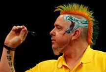 Coolest hairdos in sports / Coolest hairdos in the history of sports