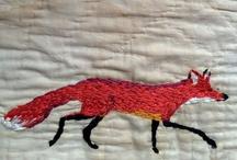 fabric & thread / by Caity Birmingham