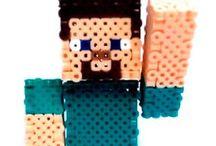 voor Rowan / Rowan Minecraft Strijkraalen Lego Mr.been