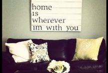 For the home / by Maggie Curry