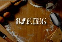 Moore: Baking / Make your food a work of art - these delicious treats not only taste good but look good too!!