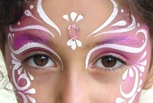 face painting / by Beth Butler