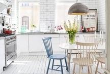 Kitchen / kök / by Hildas