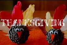 Moore: Thanksgiving / Share thanks (and these project ideas) with friends & family!