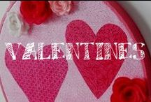 Moore: Valentine's Day / Share the love by making these crafts for your sweetheart!