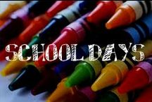 Moore: School Days / Get ready, get organized & get your kids psyched for school with these crafty ideas! / by A.C. Moore Arts & Crafts