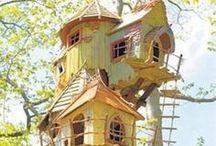 Tree-Houses / by Deb Harmon