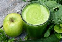 All Things Juice / Juice recipes, tips for juicing, ideas for using juice pulp, juice cleanses...juice juice juice.