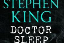 Doctor Sleep / Stephen King's new book, #DoctorSleep is a sequel to THE SHINING.  Will be published on september 24, 2013.