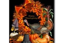 Thanksgiving Gift Ideas / Some personalized gift ideas for the whole family at the celebration of Thanksgiving.