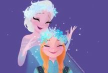 Frozen<3 (and other disney favourites)