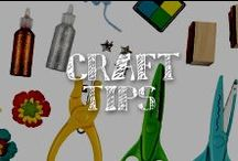 Moore: Craft Tips / Easy tips & tricks to make your #craft life easier!