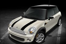MINI Coopers / by Cynthia Gamble