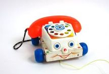 Gorgeous Vintage Toys / vintage toys to make the memories of your childhood flood back and also new takes on older toys, / by Sweet Creations Baby & Children's Boutique