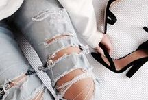 Style: Ripped Jeans