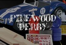 Moore: Pinewood Derby / Welcome race fans! Set new speed records at this year's derby with tips for making the fastest, coolest, most creative pine cars on four wheels, plus race day décor and snacks to keep the pit crew running like a well-oiled machine. Ladies and gentlemen, start your engines! VROOM!!