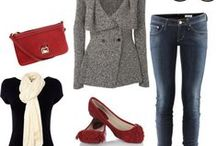 Fashion Finds / Fashion...from dressy date nights to knock around weekend wear...whatever inspires!