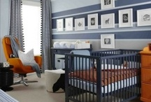 Baby Boy Nurseries / Decor inspiration for baby boy bedrooms.  / by The Bump