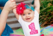 Birthday Party Ideas / Whether your celebrating baby's first birthday or any birthday after, get inspired by these birthday party ideas and themes!