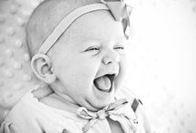 Babies in Black & White / Beautiful black and white baby photos. / by The Bump