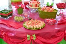 party ideas / by Julie Dickinson