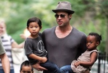 Hot Celeb Dads / by The Bump
