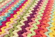 Knitty and Crochety! / by Muffy Bolding