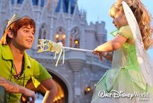 Faith, Trust, and Pixie Dust / My unhealthy obsession with Peter Pan and Tinkerbell / by Sydney Muldrew