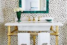 Bathroom Talk / by Leslie Bailey
