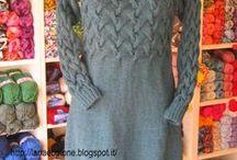 I miei lavori (knit)