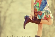 she's country / from her cowboy boots to her down home roots <3