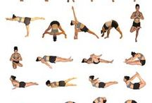 Yoga / A collection of yoga routines and poses.
