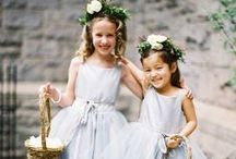 Little Wedding Children / Style for the lovely little flower girls, page boys and ring bearers