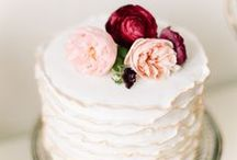 The Wedding Cake / Wedding Cakes. Frosted Wedding Cake, Wedding Cake Trends. / by Fly Away Bride