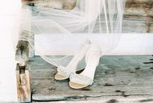Bridal Shoes / #Wedding shoes, high heels, pumps, flats, pretty shoes in general