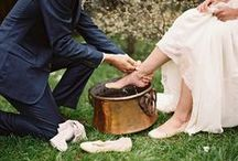 Wedding Traditions / Wedding traditions from around the world to inspire your wedding day, from burying the bourbon and a hand fastening ceremony to the powers of the magic hanky #irishweddingtraditions #scottishweddingtraditions #frenchweddingtraditions #spanishweddingtraditions #italianweddingtraditions #greekweddingtraditions