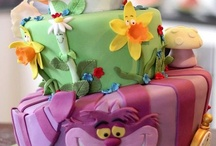 cakes/cupcakes/other sweets / by Chantay Nieber-Vargo