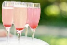 Wedding Cocktails and Drinks / Ideas for Wedding Beverages, Wedding Cocktails and Drink Stations
