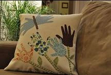 Pillows / by Jean Neuenschwander Ryberg