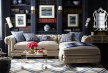 In the Living Room / Come on in! Look through a selection of home decor ideas and interior design inspiration  - everything you need for your living room. Visit DealDash.com to see what great deals you can find for your home!
