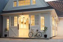 Dream Home / Dream home inspiration  / by Leslie Bailey