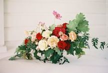 Wedding Flowers / Flower Centrepieces and Flower arrangements for a wedding / by Fly Away Bride