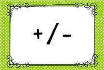 math: Operations