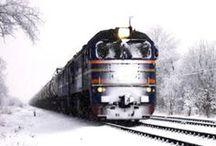 Trans siberian railway <3